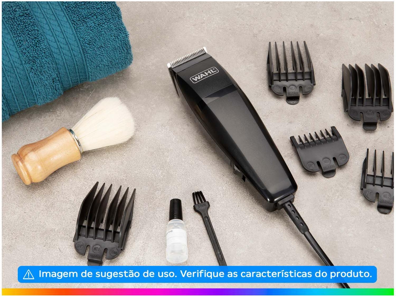 Máquina de Cortar Cabelo Wahl Easy Cut com 5 Pentes - Preta - 220V - 4