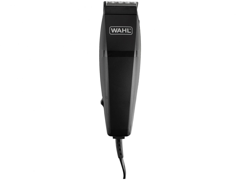 Máquina de Cortar Cabelo Wahl Easy Cut com 5 Pentes - Preta - 220V - 8