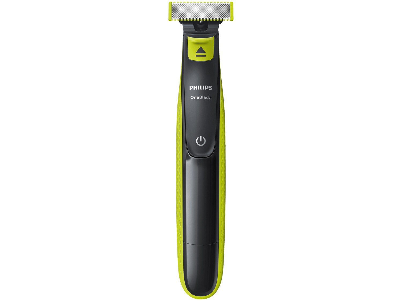 Barbeador Philips OneBlade QP2521/10 - Seco e Molhado 2 Pentes - Bivolt - 4