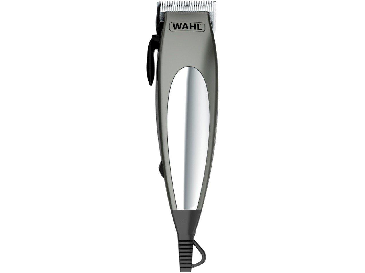 Kit Aparador de Cabelo e Pelos Wahl Deluxe Groom Pro 79305 - Cinza - 220V - 2