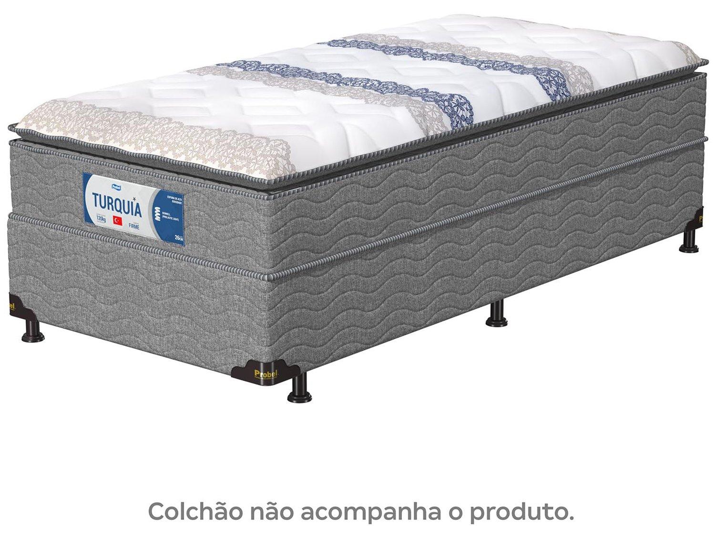 Base Cama Box Solteiro Probel 26cm de Altura - PA49277 - 4