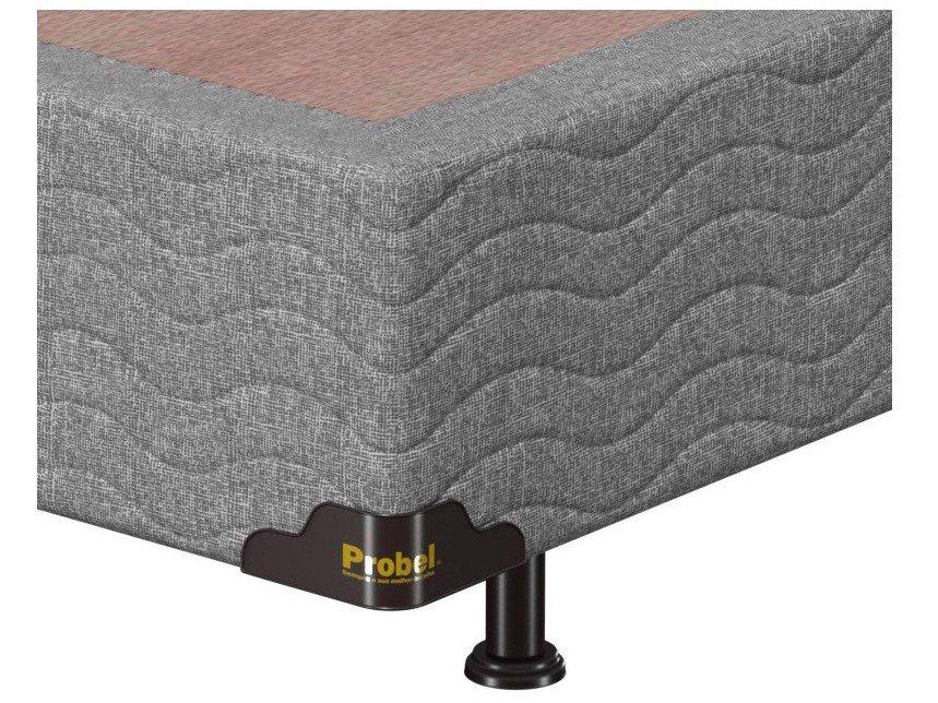 Base Cama Box Queen Size Probel Bipartido - 26cm de Altura PA49278 - 3