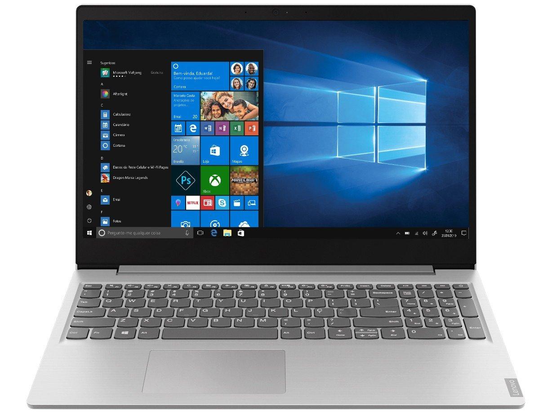 "Notebook Lenovo Dual Core 4GB 500GB Tela 15.6"" Windows 10 Ideapad S145 - 12"