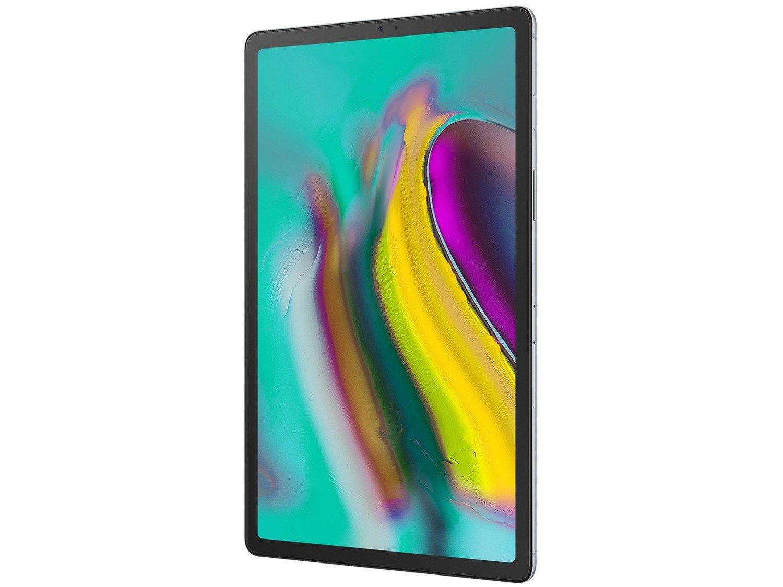 """Tablet Samsung Galaxy Tab S5e 64GB 10,5"""" 4G Wi-Fi - Android 9.1 Octa-Core Câm. 13MP Selfie 8MP - Bivolt - 8"""