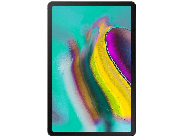 """Tablet Samsung Galaxy Tab S5e 64GB 10,5"""" 4G Wi-Fi - Android 9.1 Octa-Core Câm. 13MP Selfie 8MP - Bivolt - 12"""
