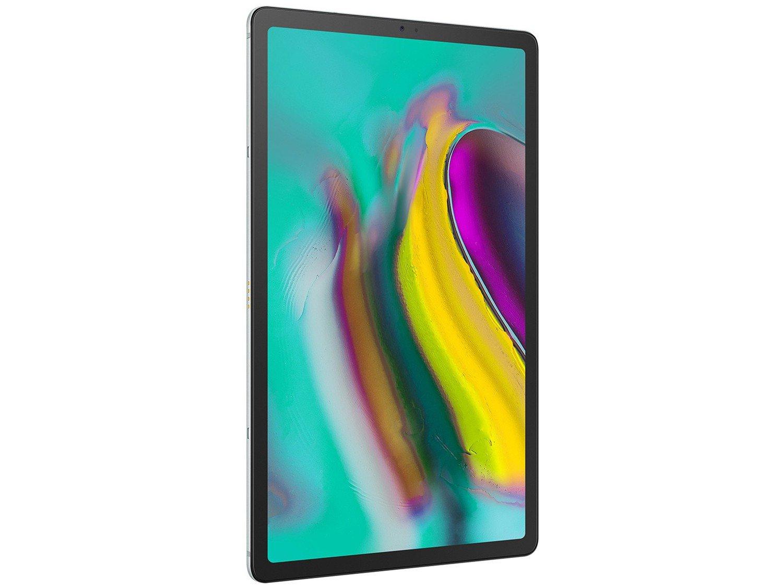 """Tablet Samsung Galaxy Tab S5e 64GB 10,5"""" 4G Wi-Fi - Android 9.1 Octa-Core Câm. 13MP Selfie 8MP - Bivolt - 16"""