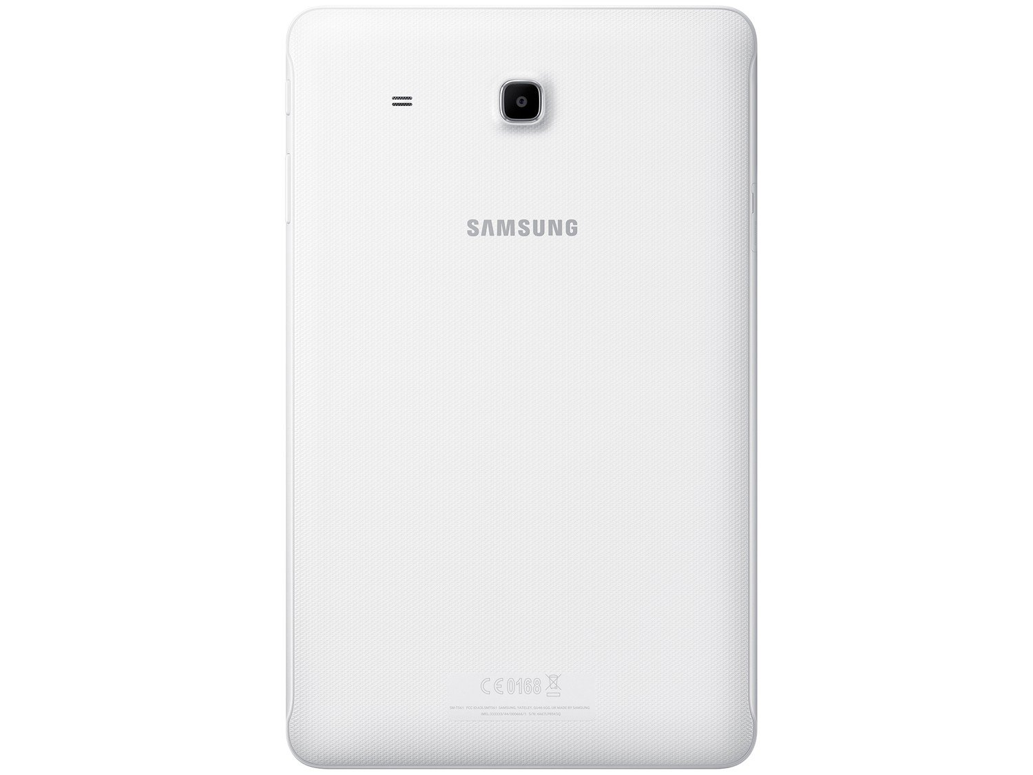 Foto 3 - Tablet Samsung Galaxy Tab E T560 8GB 9,6 Wi-Fi - Android 4.4 Proc. Quad Core Câm. 5MP + Frontal