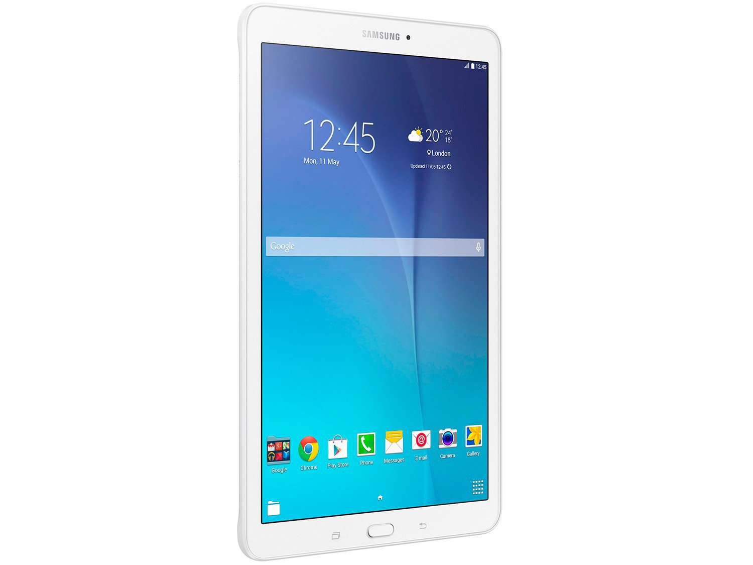 Foto 5 - Tablet Samsung Galaxy Tab E T560 8GB 9,6 Wi-Fi - Android 4.4 Proc. Quad Core Câm. 5MP + Frontal