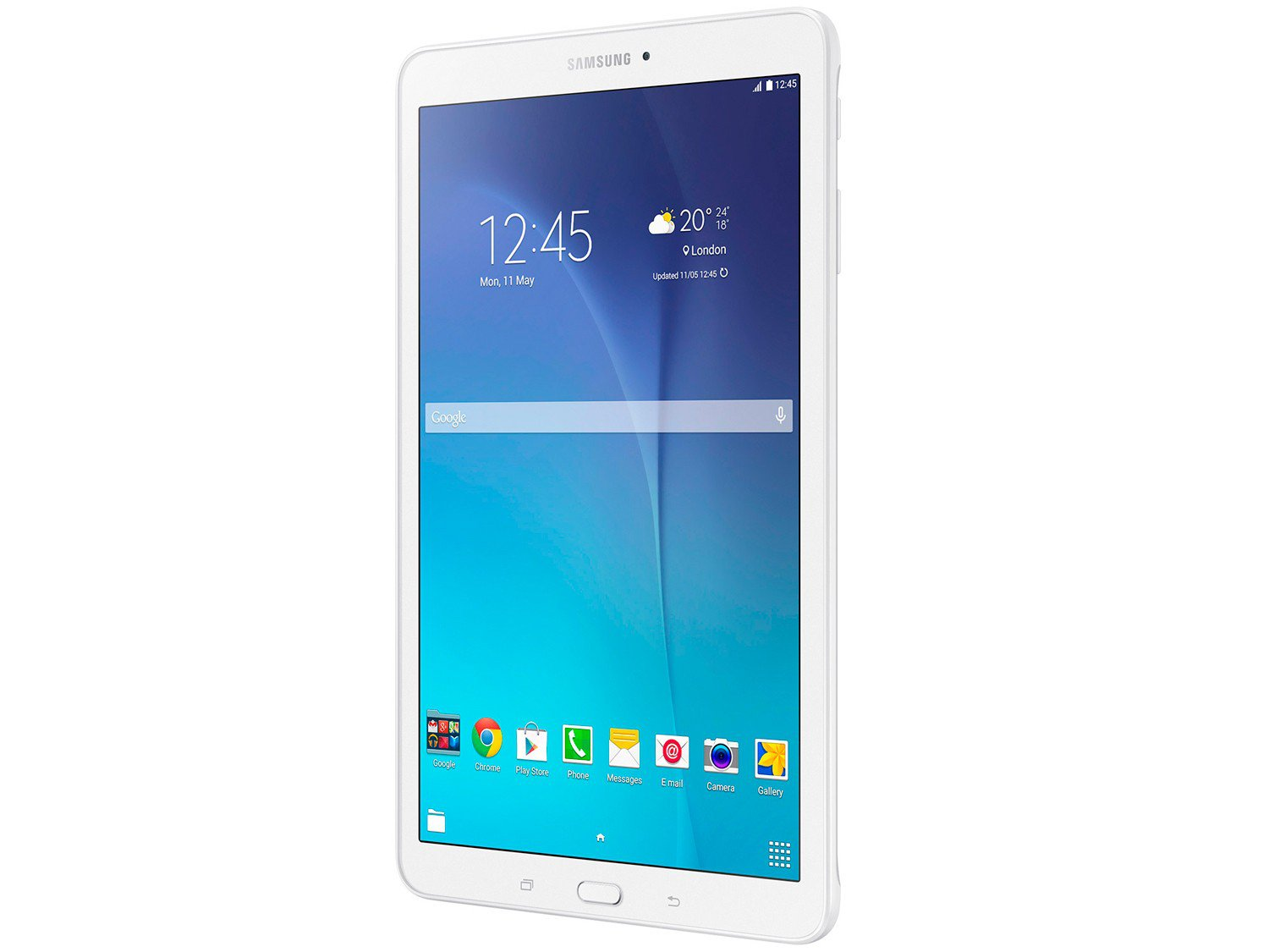 Foto 6 - Tablet Samsung Galaxy Tab E T560 8GB 9,6 Wi-Fi - Android 4.4 Proc. Quad Core Câm. 5MP + Frontal