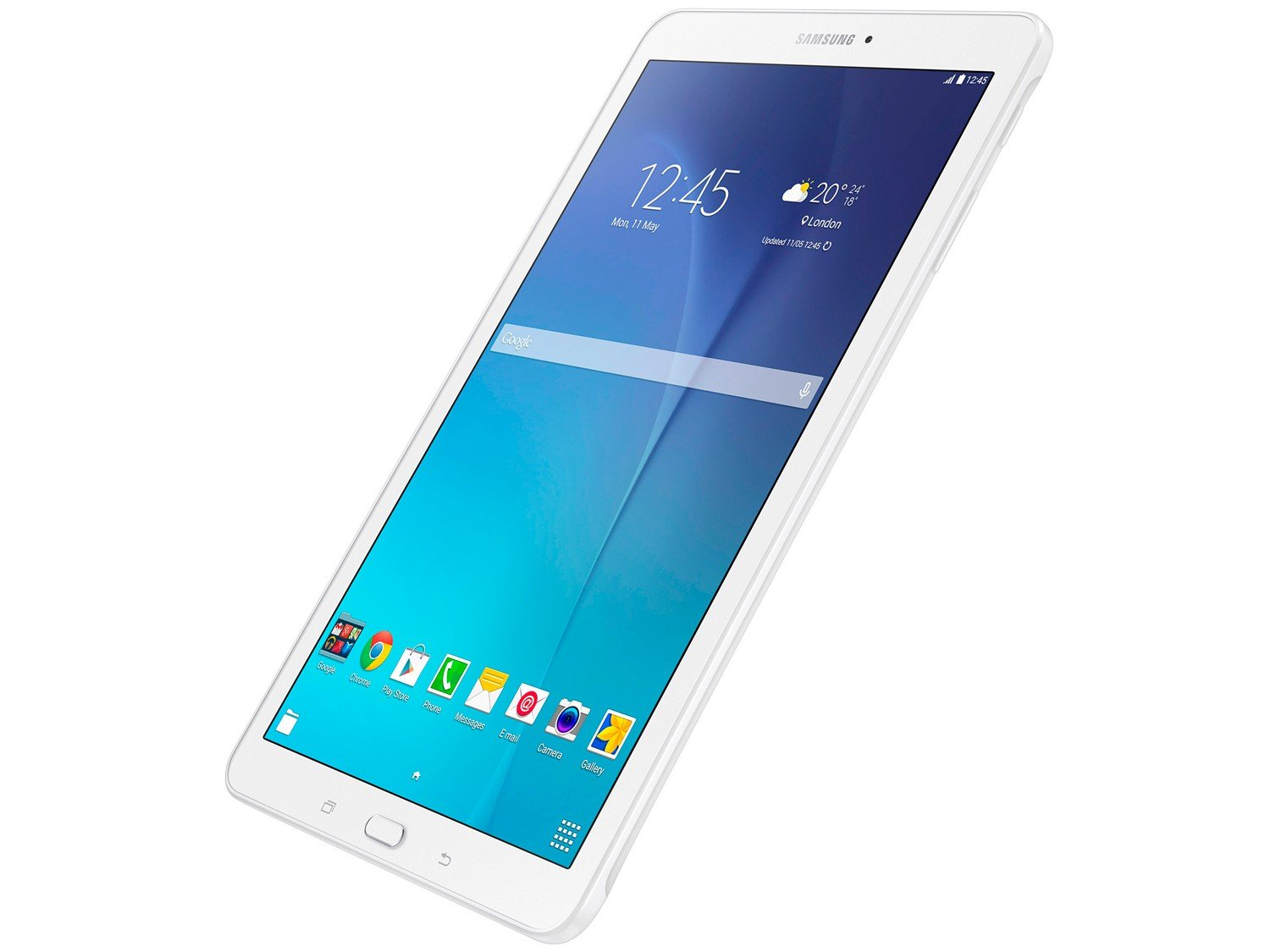 Foto 7 - Tablet Samsung Galaxy Tab E T560 8GB 9,6 Wi-Fi - Android 4.4 Proc. Quad Core Câm. 5MP + Frontal
