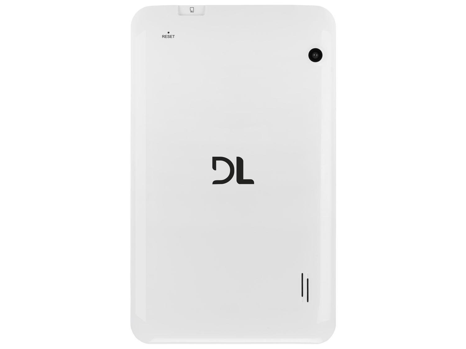 Foto 4 - Tablet DL e-Volution S 8GB 7 Wi-Fi Android 4.4 - Proc. Dual Core Câmera Integrada