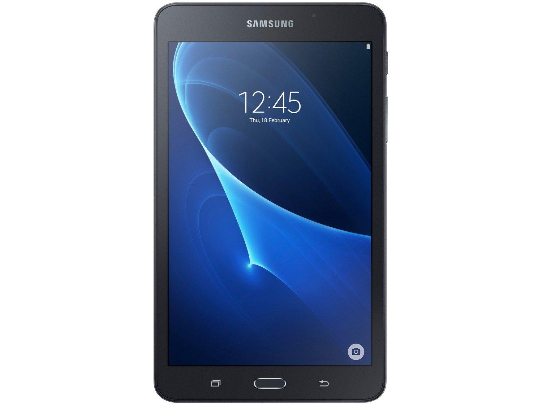Foto 2 - Tablet Samsung Galaxy Tab A T280 8GB 7 Wi-Fi - Android 5.1 Proc. Quad Core Câmera 5MP + Frontal