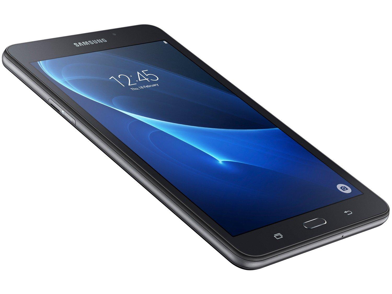 Foto 7 - Tablet Samsung Galaxy Tab A T280 8GB 7 Wi-Fi - Android 5.1 Proc. Quad Core Câmera 5MP + Frontal
