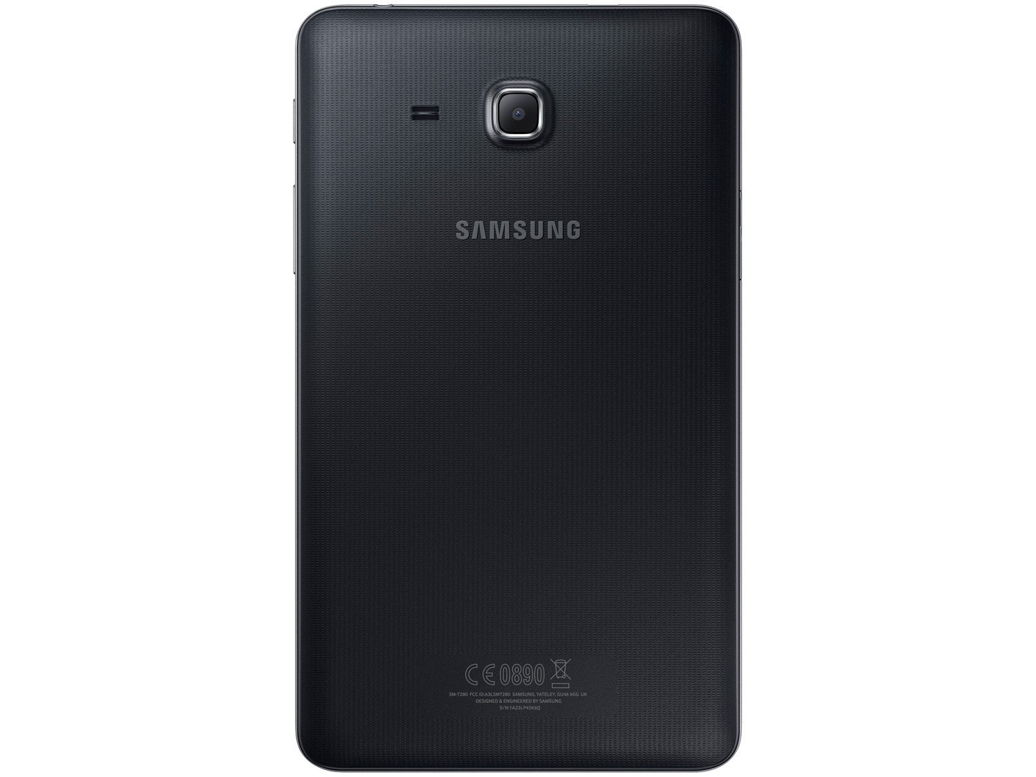 Foto 3 - Tablet Samsung Galaxy Tab A T285 8GB 7 4G Wi-Fi - Android 5.1 Proc. Quad Core Câmera 5MP + Frontal