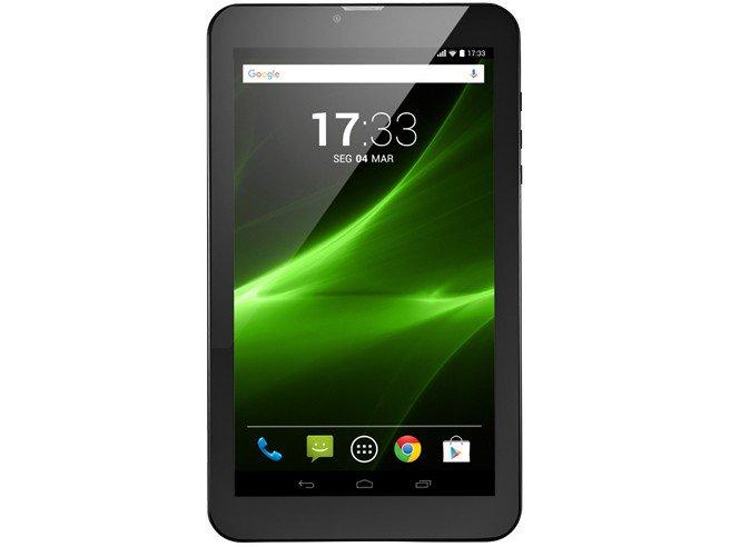 Foto 2 - Tablet Multilaser M9 8GB 9 3G Wi-Fi Android 7.0 - Quad Core com Câmera Integrada