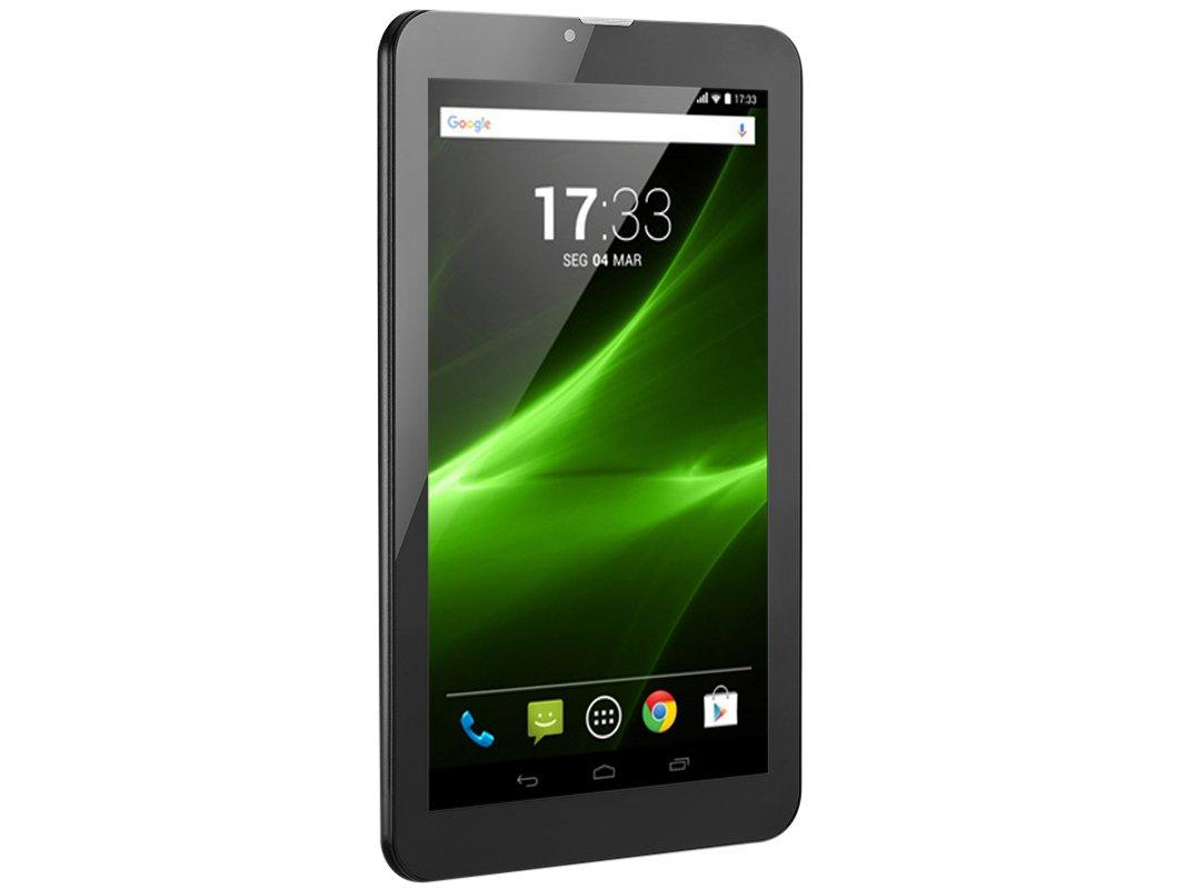 Foto 5 - Tablet Multilaser M9 8GB 9 3G Wi-Fi Android 7.0 - Quad Core com Câmera Integrada