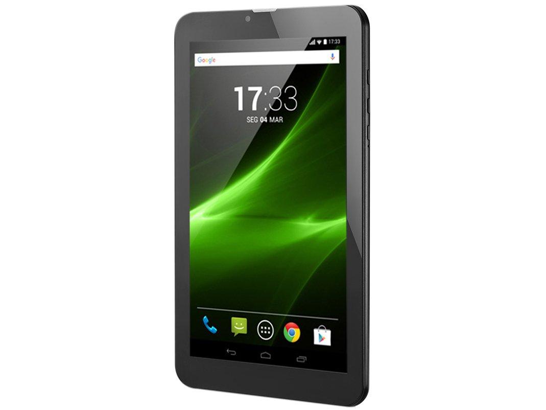 Foto 6 - Tablet Multilaser M9 8GB 9 3G Wi-Fi Android 7.0 - Quad Core com Câmera Integrada