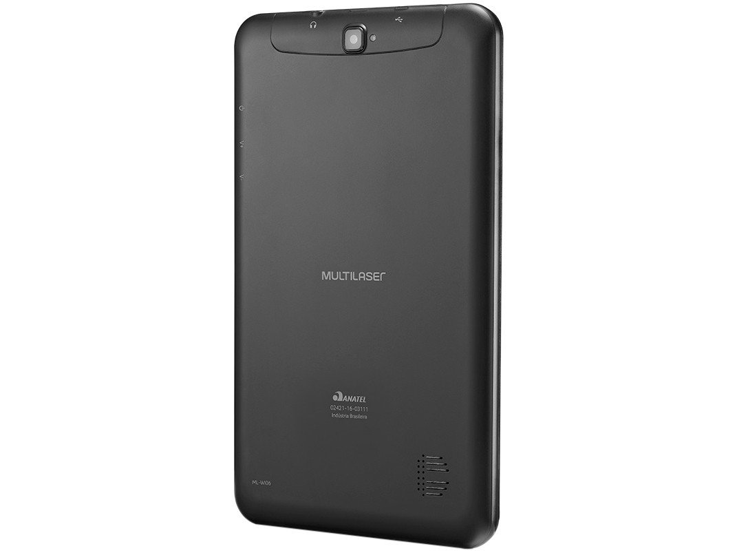 Foto 12 - Tablet Multilaser M9 8GB 9 3G Wi-Fi Android 7.0 - Quad Core com Câmera Integrada
