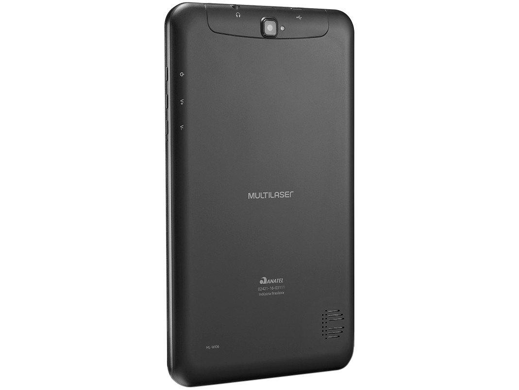 Foto 14 - Tablet Multilaser M9 8GB 9 3G Wi-Fi Android 7.0 - Quad Core com Câmera Integrada