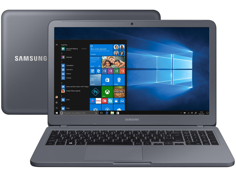 Foto 1 - Notebook Samsung Expert X50 Intel Core i7 8GB 1TB - 15,6 Full HD Placa de Vídeo 2GB Windows 10