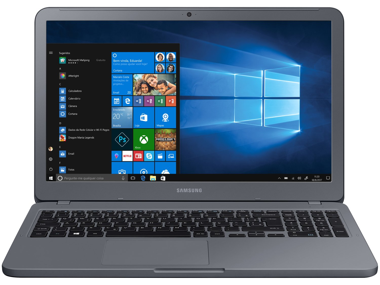 Foto 2 - Notebook Samsung Expert X50 Intel Core i7 8GB 1TB - 15,6 Full HD Placa de Vídeo 2GB Windows 10