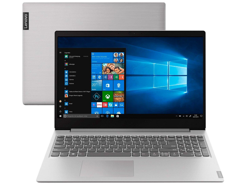 """Notebook Lenovo Core i3-8130U 4GB 1TB Tela 15.6"""" Windows 10 Ideapad S145 - 2"""