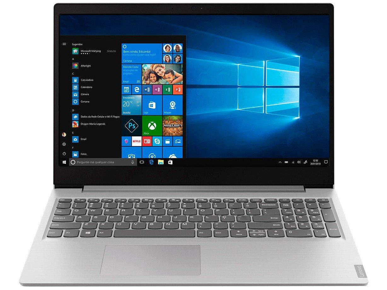 """Notebook Lenovo Core i3-8130U 4GB 1TB Tela 15.6"""" Windows 10 Ideapad S145 - 11"""