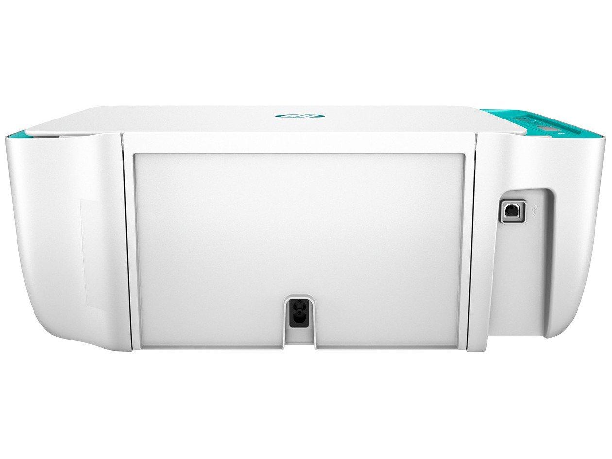 Foto 4 - Impressora Multifuncional HP Deskjet Ink Advantage - 2676 Jato de Tinta Wi-Fi Colorida USB