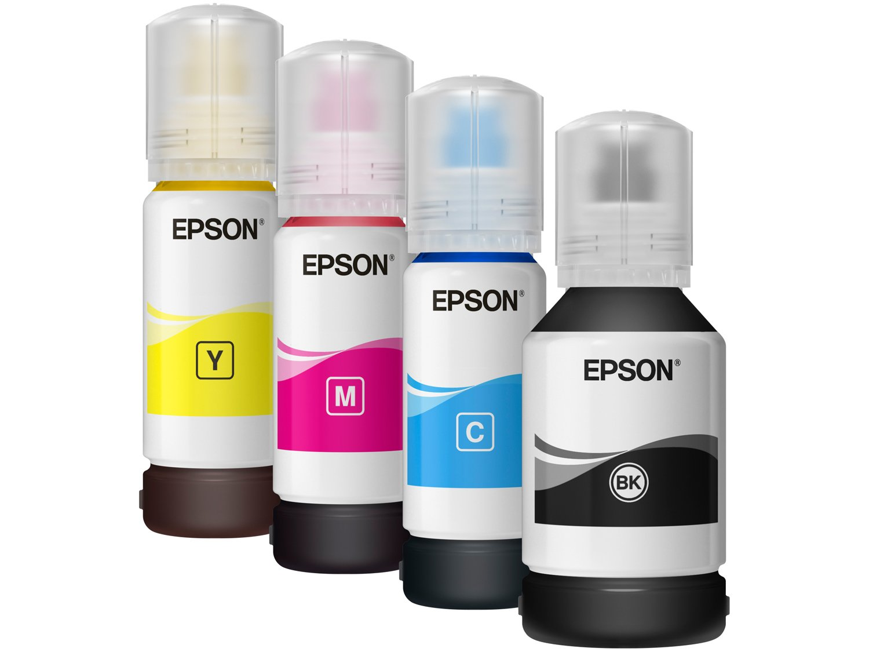 Foto 11 - Impressora Multifuncional Epson EcoTank L4150 - Tanque de Tinta Wi-Fi Colorida USB