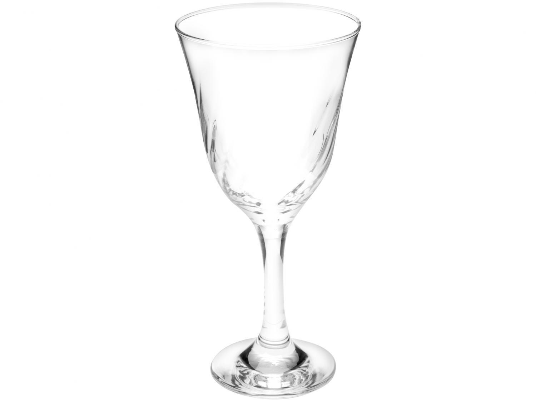 Jogo de Taças para Água Vidro 6 Peças 350ml - Nadir Lírio - 4