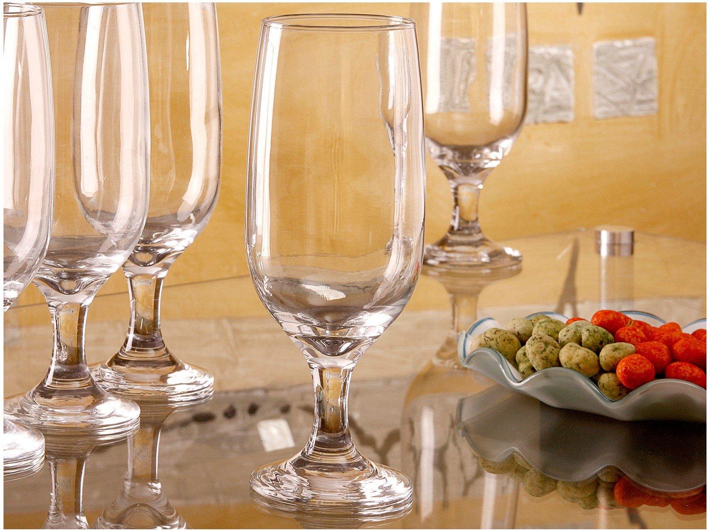 Conjunto de Taças de Vidro para Cerveja 6 Peças - 300ml Nadir Floripa 7732 - 3