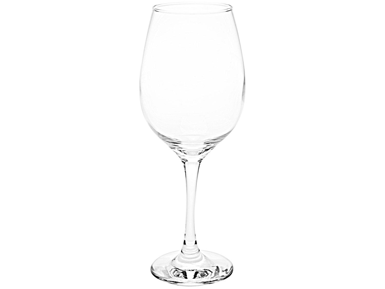 Jogo de Taças para Vinho Vidro 385ml 6 Peças - Nadir Barone - 3