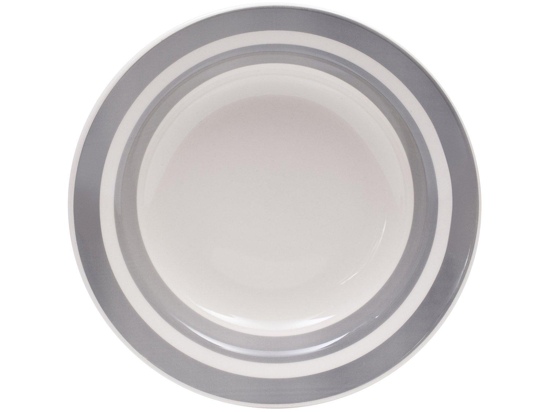 Aparelho de Jantar Chá 20 Peças Biona Cerâmica - Redondo 079943 - 3