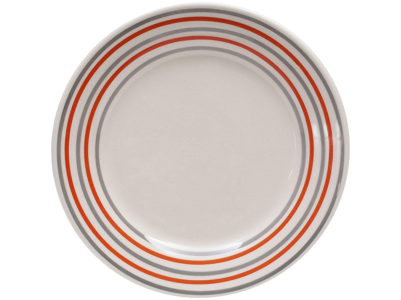 Aparelho de Jantar Chá 20 Peças Biona Cerâmica - Redondo 079943 - 4
