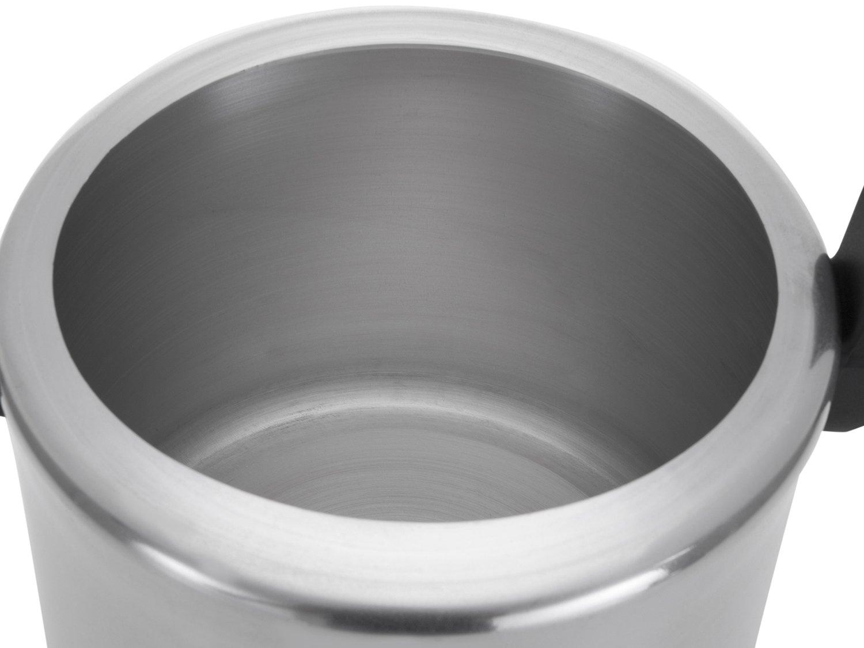 Panela de Pressão Panelux Alumínio Polido - 4,5 L - 8