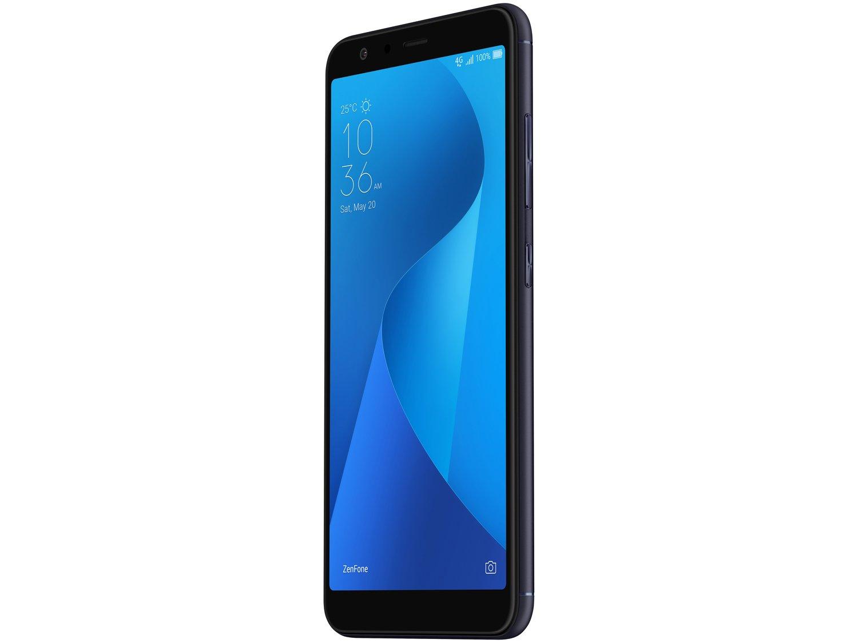 "Smartphone Asus ZenFone Max Plus Preto 32GB Tela 5.7"" Dual Chip Android 7.1 Câmera Traseira Dupla 3GB RAM Processador Octa-Core - 3"
