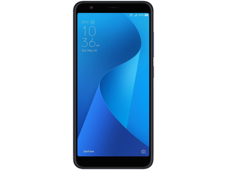 "Smartphone Asus ZenFone Max Plus Preto 32GB Tela 5.7"" Dual Chip Android 7.1 Câmera Traseira Dupla 3GB RAM Processador Octa-Core - 5"