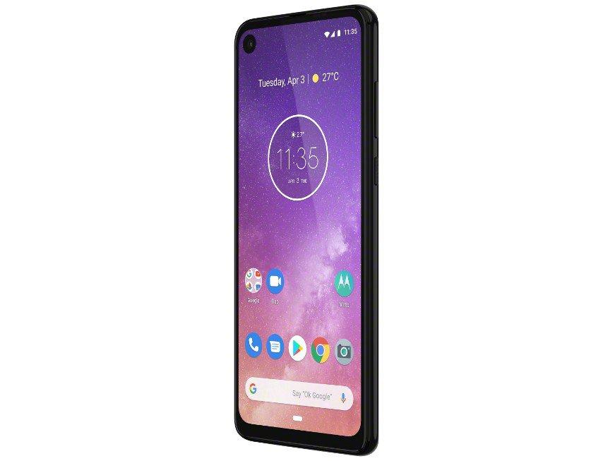 "Smartphone Motorola One Vision 128GB Bronze - 4G 4GB RAM 6,34"" Câm. Dupla + Câm. Selfie 25MP - 16"