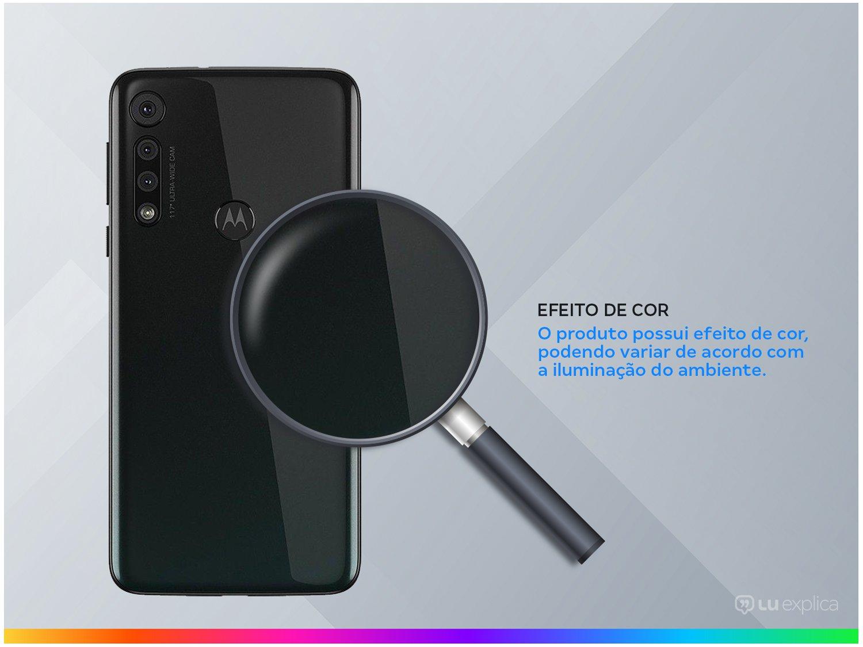 "Smartphone Motorola Moto G8 Play Preto Onix 32GB, Tela Max Vision de 6.2"" HD+, Câmera Traseira Tripla, Android 9.0 e Processador Octa-Core - 2"