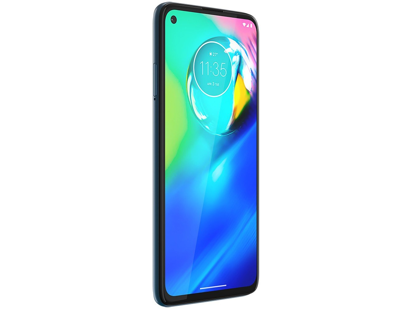"""Smartphone Motorola Moto G8 Power Azul Atlântico 64GB, Tela de 6.4"""" FHD+, Câmera Traseira Quádrupla, Android 10 e Processador Qualcomm Octa-Core - 16"""