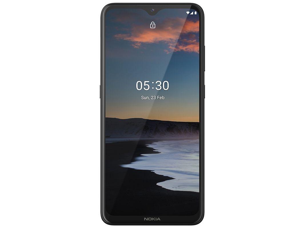 "Smartphone Nokia 5.3 128GB Preto 4G Octa-Core - 4GB RAM 6,55"" Câm. Quádrupla + Selfie 8MP - Bivolt - 4"