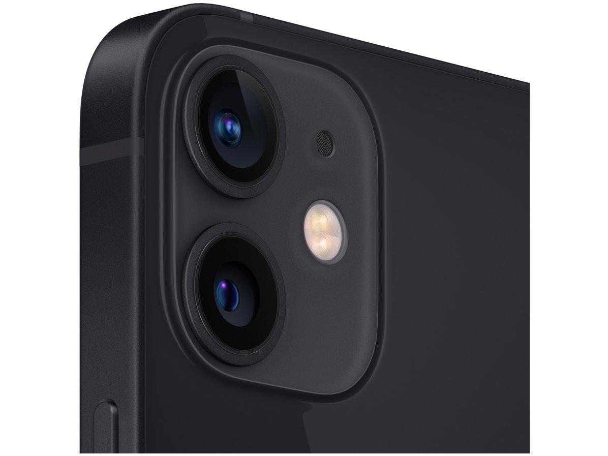 "iPhone 12 Mini Apple 128GB Preto 5,4"" - Câm. Dupla 12MP iOS - 2"
