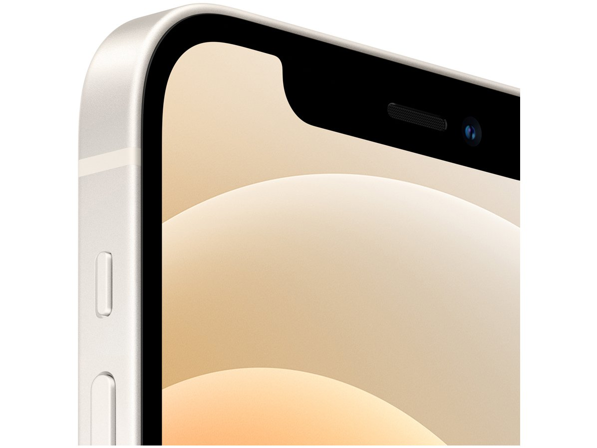 "iPhone 12 Apple 64GB Branco 6,1"" Câm. Dupla 12MP - iOS - Bivolt - 1"