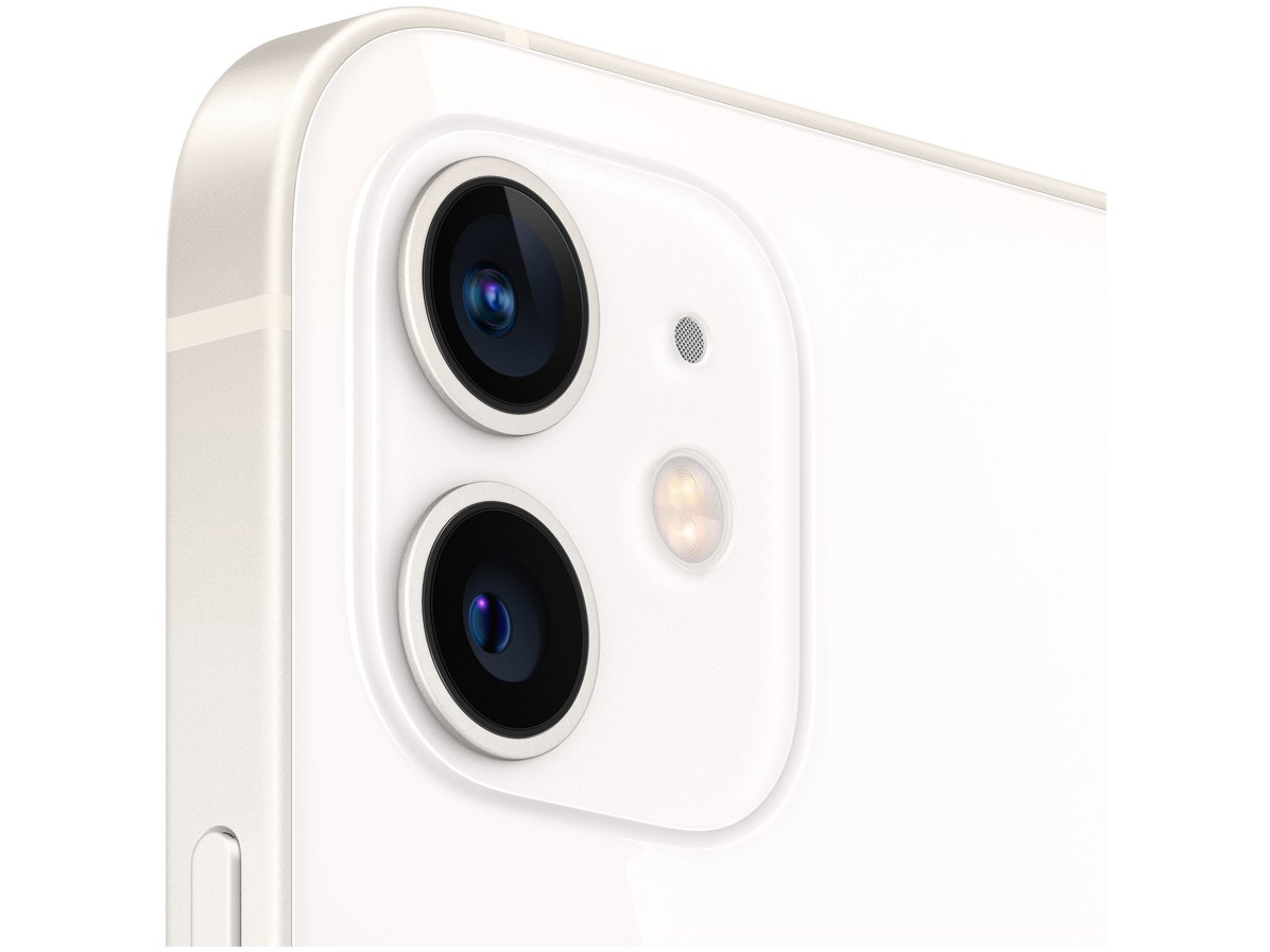 "iPhone 12 Apple 64GB Branco 6,1"" Câm. Dupla 12MP - iOS - Bivolt - 2"