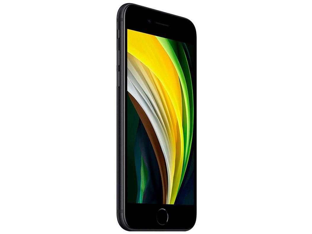 "iPhone SE Apple 128GB Preto 4,7"" 12MP iOS -  - 2"