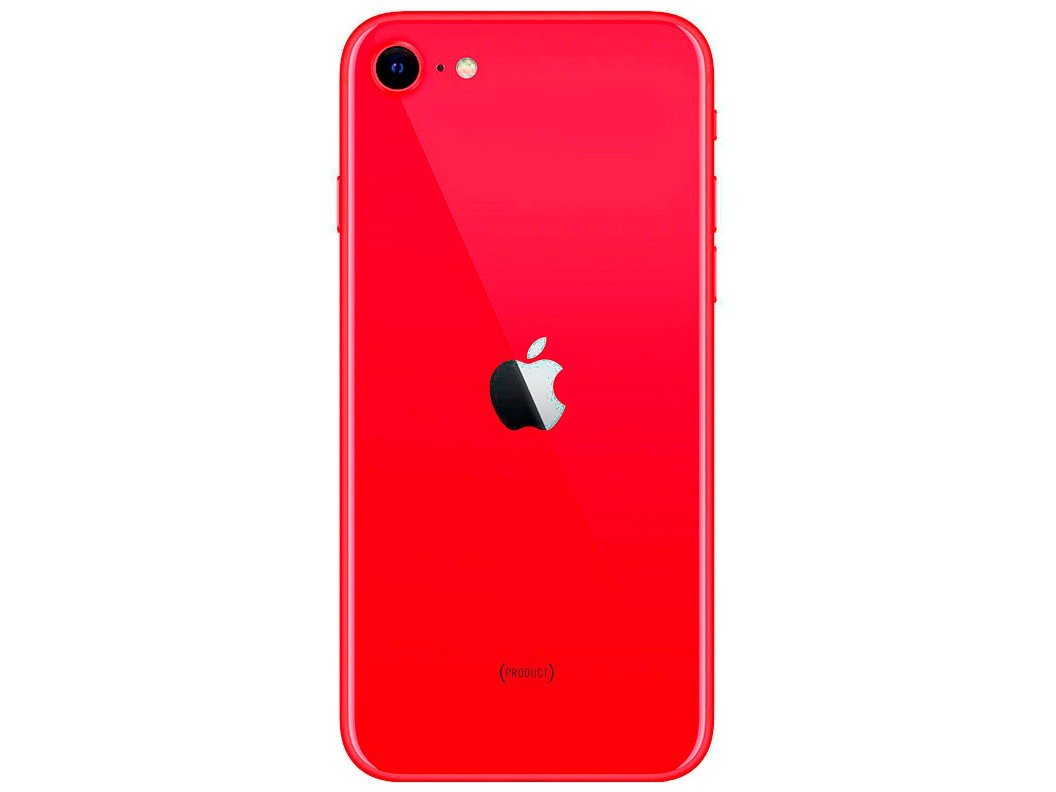 """iPhone SE Apple 128GB (PRODUCT)RED 4,7"""" 12MP iOS -  - 1"""