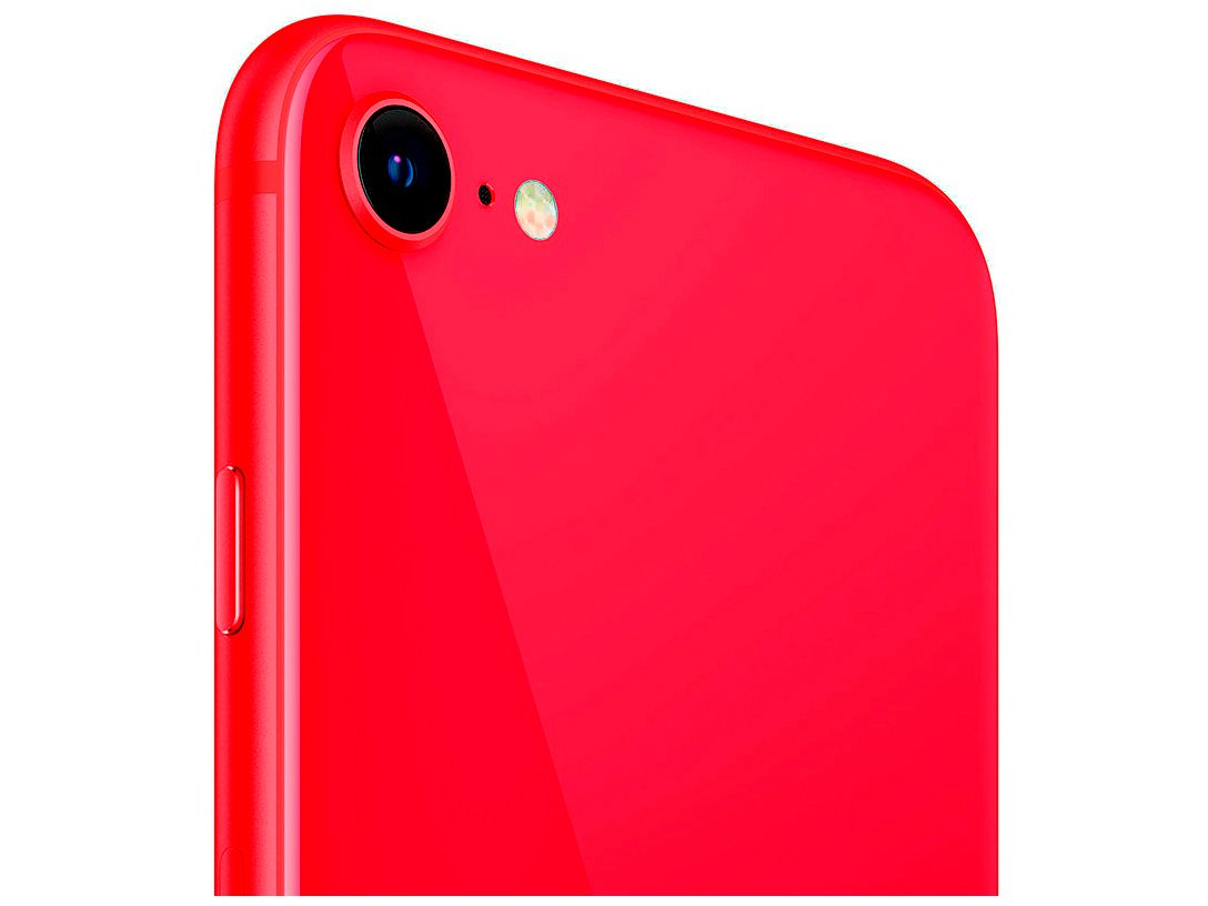 """iPhone SE Apple 128GB (PRODUCT)RED 4,7"""" 12MP iOS -  - 3"""