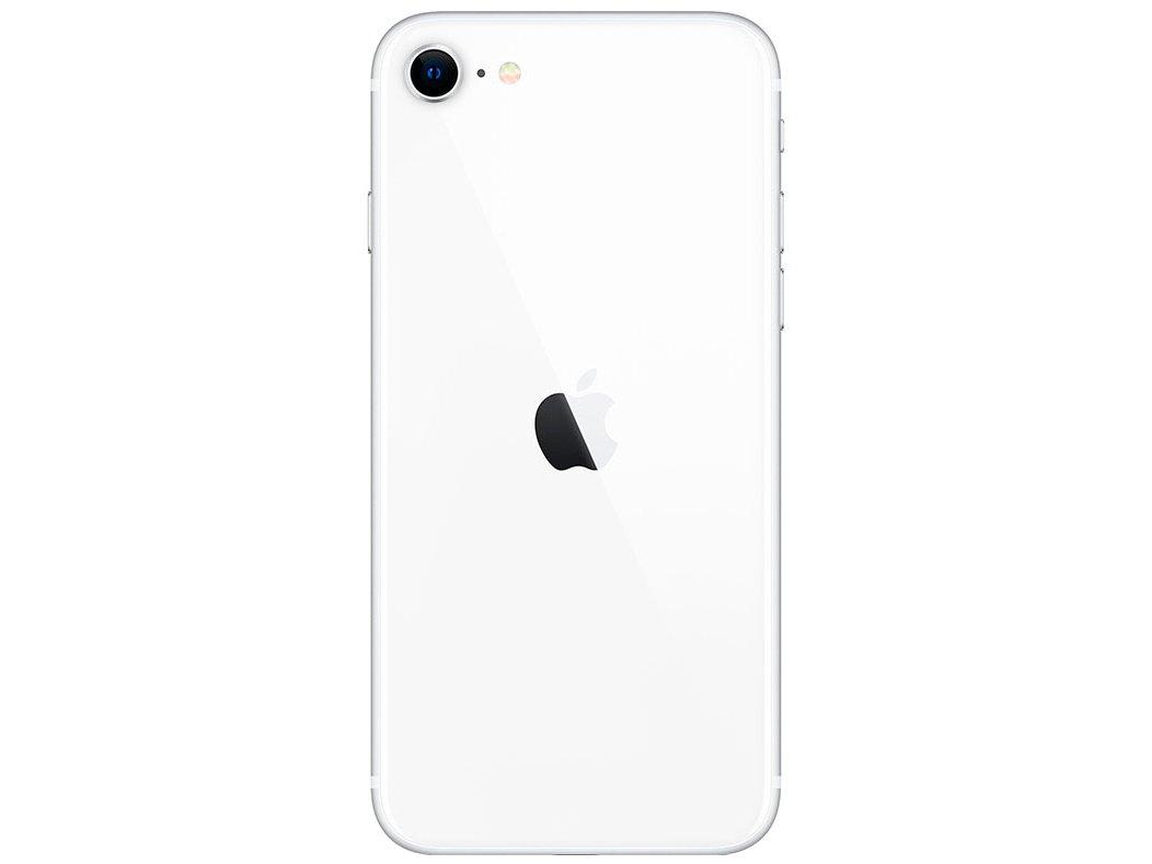 "iPhone SE Apple 256GB Branco 4,7"" 12MP iOS -  - 1"