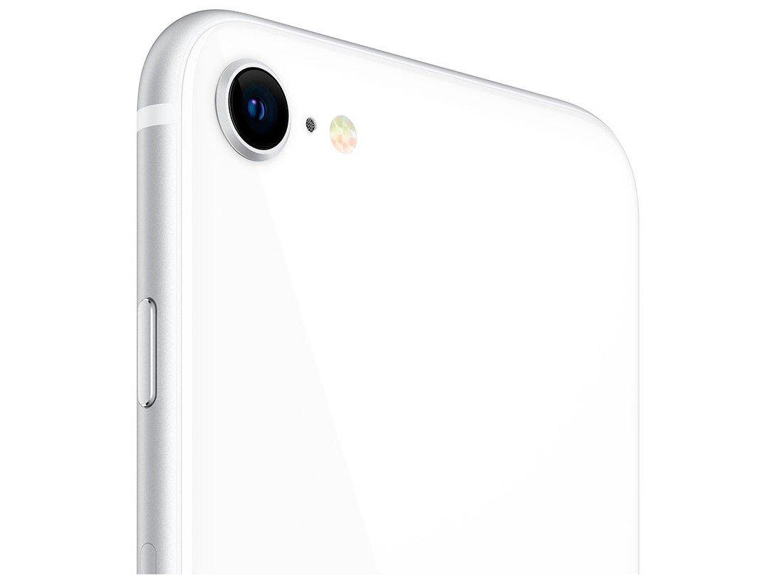 "iPhone SE Apple 256GB Branco 4,7"" 12MP iOS -  - 3"