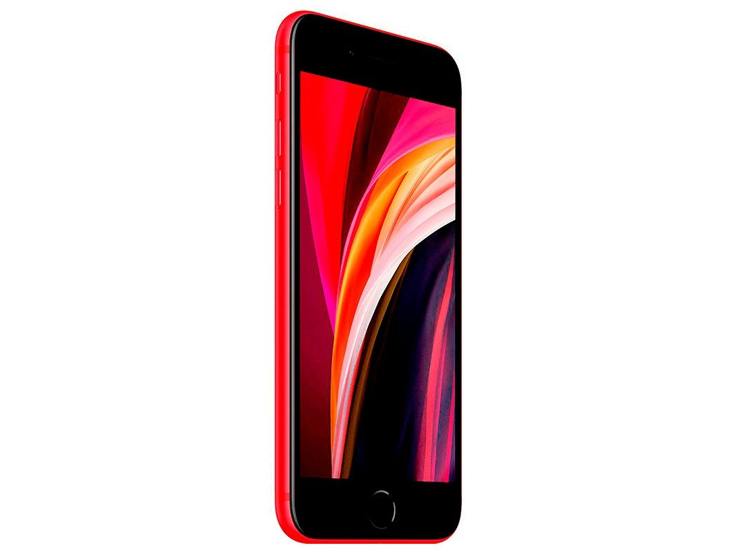 """iPhone SE Apple 256GB (PRODUCT)RED 4,7"""" 12MP iOS -  - 2"""